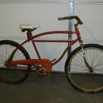 1940s Goodyear Bike Project